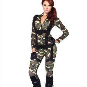 Army Paratrooper jumpsuit (Costume)